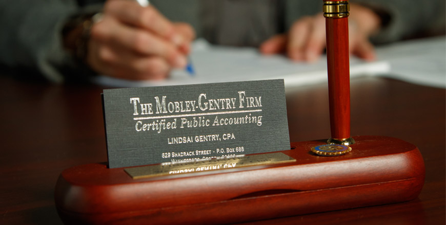 The Mobley-Gentry Firm - Certified Public Accounting